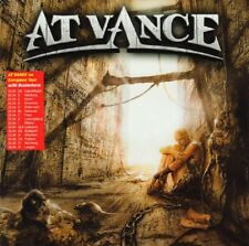 AT VANCE - Chained - CD - Neu - Heavy Metal