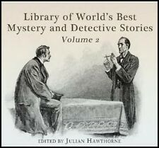 World's best Mystery and Detective Stories Volume 2 Audio Books MP3 on CD