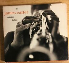 James Carter-in carterian Mode [CD 1st Edition 1998]