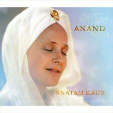 * DISC ONLY * / CD /  Snatam Kaur – Anand