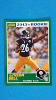 2013 SCORE FOOTBALL #8 Le'VEON BELL ROOKIE CARD SCARCE NMMT