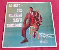 AL GREY LP ORIG UK 60'S THE THINKING MAN'S TROMBONE  SUPERBE NM!