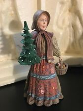Duncan Royale History of Santa Claus 1985 Babouska Of Russia Figurine