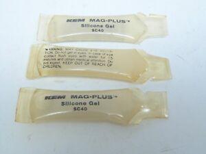 Kem SC40 Silicone Grease - 3 tubes