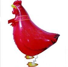WALKING Rooster degli animali numero di riferimento, Airwalker, FOIL balloon, party Balloon