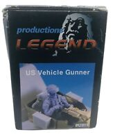 Legend 1/35 Modern US Army Vehicle Soldier Gunner [Resin Figure Model] LF0120
