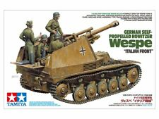 Tamiya Model 35358 1/35 WWII German Self-Propelled Howitzer Wespe Italian Front