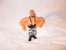 WWE WWF Wrestling Vintage Figure Hasbro Bushwhacker Butch 1991 5 inch loose