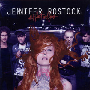 Jennifer Rostock - Mit Haut und Haar