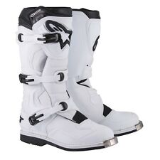 Alpinestar Tech 1 BIANCO TG. 11/45.5 - crossstiefel-Boots-White