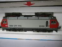 Märklin HO 3323 Elektro Lok Re 4/4 BtrNr 10102 SBB (RG/RH/006-57S8/4)
