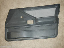 RIGHT HAND FRONT DOOR PANEL COVER 1986 86 TOYOTA TERCEL SR5 DLX 4WD WAGON