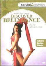 Natural Journeys Discover Bellydance Basic Movements DVD BRAND NEW FREE SHIP US