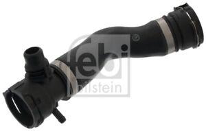 Radiator Hose fits BMW 325 E93 3.0 Upper 07 to 13 N53B30A Coolant 17127531579