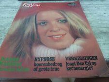 DUTCH MAGAZINE TELEVIZIER 1977-DIANNE MARCHAL-SMOKIE-HAPPY DAYS-WIM IBO