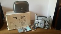 Vintage Bolex 18-5L Super 8mm Film Movie Projector w/ Manual cord in Box Tested