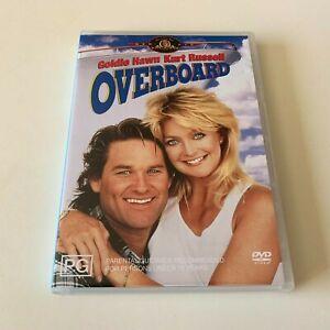 Overboard Goldie Hawn Kurt Russell DVD