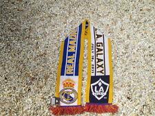 LA Galaxy vs. Real Madrid Scarf - Soccer Scarf