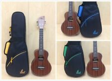 Leaf C100 All-Mahogany Concert Ukulele,Satin+10mm Padded (P)Gig Bag