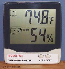 Digital Thermometer Humidity Meter Hygrometer Air Temperature Moisture Sensor H3