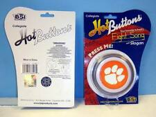 NCAA Officially Licensed Clemson University Musical Hot Button
