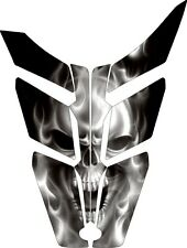 POLARIS HOOD GRAPHIC RUSH PRO RMK ASSAULT 120 137 144 155 163  DECAL WRAP skull