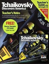 Tchaikovsky Discovers America by Classical Kids (CD, Aug-2004, Children's Group)