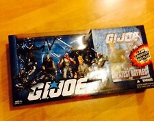G.I.Joe Greatest Battles Dvd Cobra Commander Storm Shadow Snake Eyes Duke 4 Pk