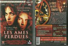DVD - LES AMES PERDUES avec WINONA RYDER, BEN CHAPLIN / COMME NEUF - LIKE NEW