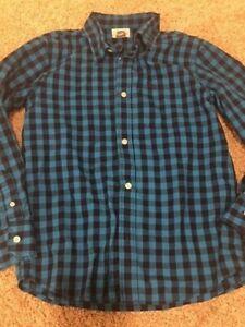 Boys Old Navy Long Sleeve Shirt - Size Large
