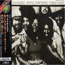 Rufus / Chaka Khan - Rufusized [New CD]