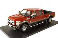 #217085 - Model-777 Ford F-350 King Ranch - rot - 2016 - 1:18