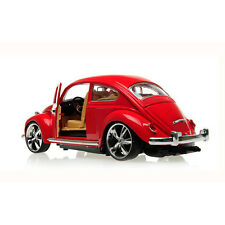 1:18 Volkswagen Beetle Superior 1967 Metal Diecast Model Car Toy Collection Red