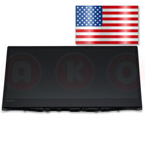 "5D10R03189 14"" FHD Lcd Touch Screen w/ Bezel for Lenovo Flex 6-14ARR 6-14IKB"