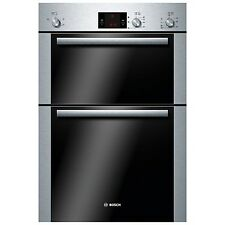 BOSCH HBM13B251B BUILT IN ELECTRIC DOUBLE OVEN ST / ST, ROCHDALE