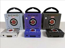 ☆NEW GCHD MARK 2 HDMI & Componet Adapter Nintendo Gamecube PLUG&PLAY +FREE GIFT☆