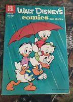 Dell Walt Disney's Comics & Stories Sept 1960 #240 Donald Carl Barks