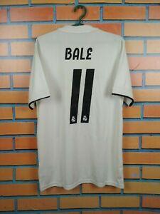 Bale Real Madrid Jersey 2018 2019 Home MEDIUM Shirt Adidas Soccer DH3372
