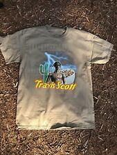 travis scott merch tour supreme rare t-shirt 2019 cereal astroworld puffs buju