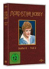 MORD IST IHR HOBBY - STAFFEL 8 - TEIL 2 - 3 DVD NEU
