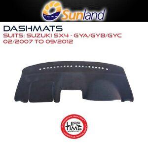 Sunland Dashmat Fits Suzuki SX4 GYA GYB GYC 02/2007 - 09/2012 For All Models