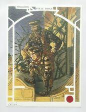 BD - Ex-libris Le reseau Bombyce + signé / CECIL / FOLLE IMAGE / 250 ex