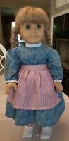 1980'S+ AMERICAN GIRL DOLL KIRSTEN RETIRED,ORIGINAL PLEASANT COMPNY GUC W/ Stand