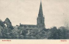 PC74836 Denford Church. Thrapston. King and Son