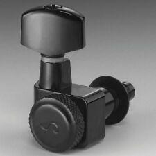Schaller Original F-Series Rear Locking tuners, 6inline Black, 10570420