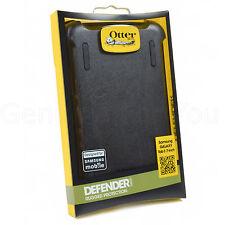 """Originale OtterBox Serie Defender Copri Per Samsung Tab 3 7"""" - Nero"""