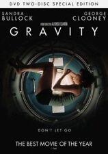 Gravity 0883929242528 With Sandra Bullock DVD Region 1