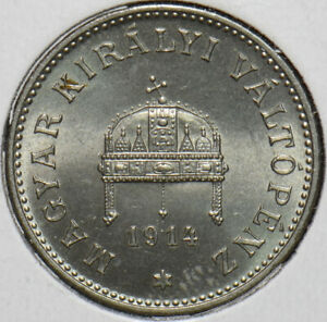 Hungary 1914 20 Filler 293885 combine shipping
