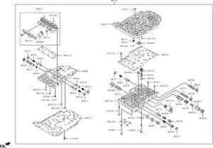 NEW HYUNDAI-KIA GENUINE OEM AUTOMATIC TRANSAXLE UPPER BODY VALVE 4621423000