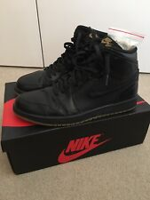 Nike Air Jordan 1 Retro High OG, Black Gum, US10, VNDS